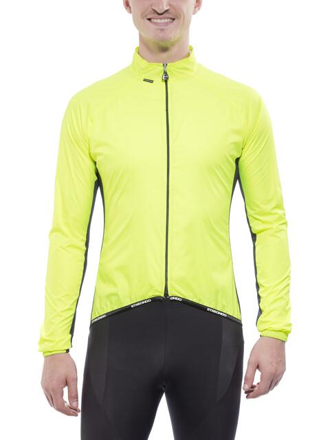 Etxeondo Lasai Jacket Men yellow fluor/black